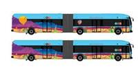 City of Albuquerque Unveils New ART Bus
