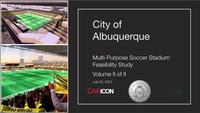 City Receives Feasibility Study for Multi-Purpose Stadium