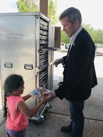 City's Summer Meals Program Continues to Provide Meals to Albuquerque Children