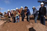 Construction Starts on a New Respite Center in the South Valley