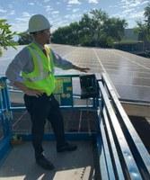 Cultural Services Announces Completion of ABQ BioPark Solar Parking Structures