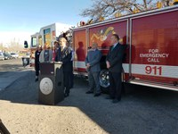Mayor Keller and Albuquerque Fire Department: Restructuring the Department