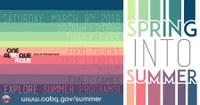 Mayor Keller, Community Partners Host Spring into Summer Event