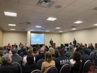 Mayor Keller Convenes Key Stakeholders for COVID-19 Preparedness Meeting