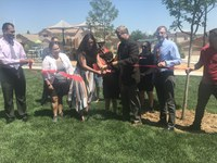 Mayor Keller, Councilor Peña, Neighbors Celebrate Opening of Anderson Heights Park