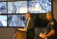 Mayor Keller Highlights APD Access to Video Cameras Along Central Corridor