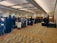 Mayor Keller Highlights Impact of Successful Partnerships at Faith Leaders Breakfast