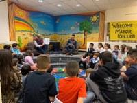 Mayor Keller Hosts Kids Town Hall