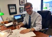 Mayor Tim Keller Signs Bill Condemning Coyote-Killing Contests
