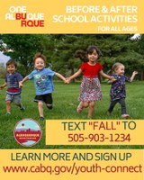 Mayor Keller Releases Fall Opportunities Guide for Albuquerque's Kids