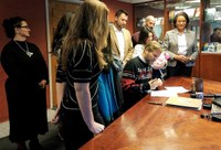Mayor Keller Signs Bill Granting Paid Parental Leave to City of Albuquerque Employees