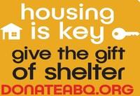 Mayor Keller Unveils One Albuquerque Housing Fund Signs