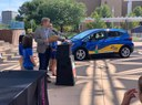 Mayor Tim Keller Announces First Electric Vehicles in City Fleet, Sets Goal of 100% Alternative Fuels for All Eligible Vehicles