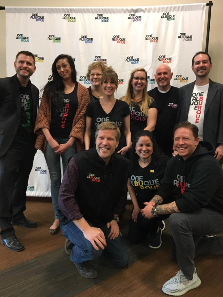 Mayor Tim Keller Launches Inaugural One ABQ: Youth Job and Volunteer Fair