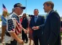 Mayor Tim Keller Launches Veterans Resource Center Ahead of Veterans Day