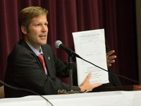 Mayor Tim Keller Observes Sexual Assault Awareness Month