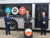 Mayor Tim Keller Provides Deep Dive Update on ART Project