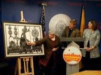 Mayor Tim Keller Recognizes Triple Milestones for Albuquerque's Public Art Program