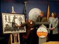 Mayor Tim Keller Recognizes Triple Milestones for Albuquerque's Public Art Program