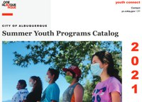 Mayor Tim Keller Releases 2021 Summer Youth Programs Catalog