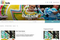 Albuquerque's Community Event Website Gets a Refreshed Look