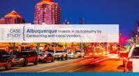 Mayor Tim Keller's 'Buy Local' Efforts Highlighted as National Model