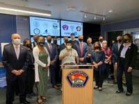 Mayor's Metro Crime Initiative Releases Crime Fighting Agenda