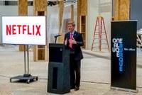Netflix Announces Plans to Open New U.S. Production Hub in Albuquerque