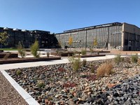 New Plaza at the Rail Yard Builds Momentum for Revitalizing Historic Space