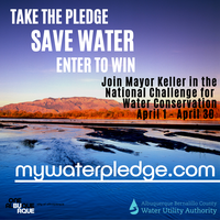 On World Water Day, Mayor, Water Authority Challenge ABQ to Commit to Water Conservation