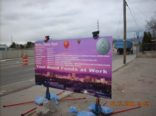 Odelia Project Sign