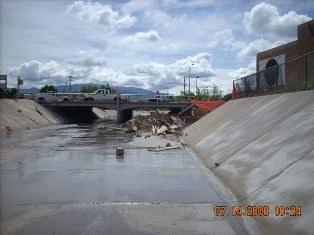 Project Bridge at Hahn Arroyo