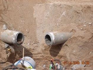 Hahn Sewer Manhole