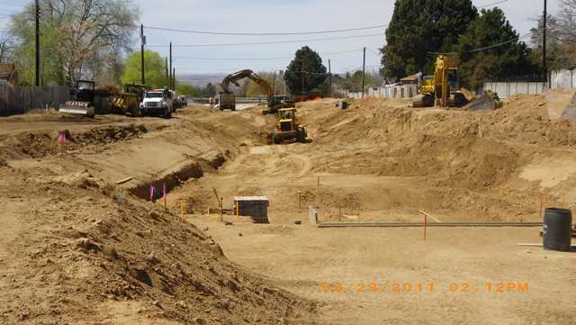 New stormwater quality structures