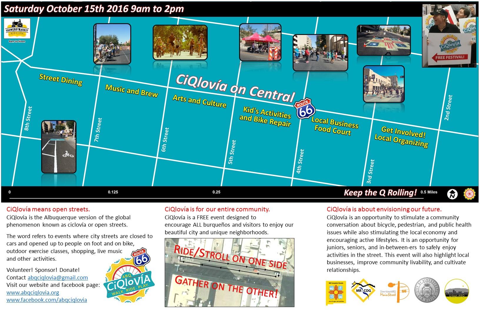 CiQlovia 2016 event