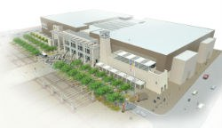 Convention Center Remodel Phase 2