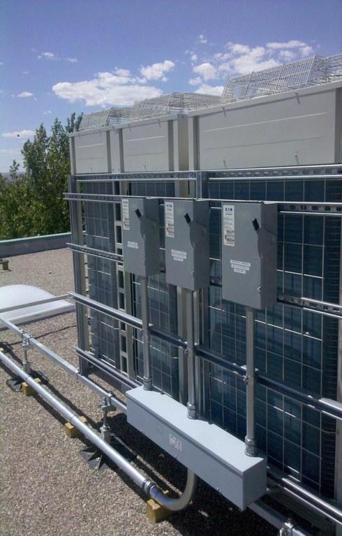 HVAC Upgrade 1