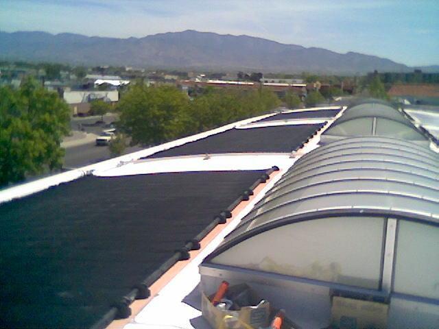 Highland Pool Solar 2