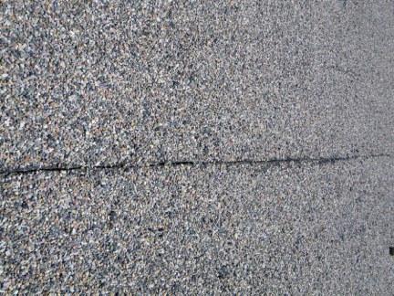 Roof Crack