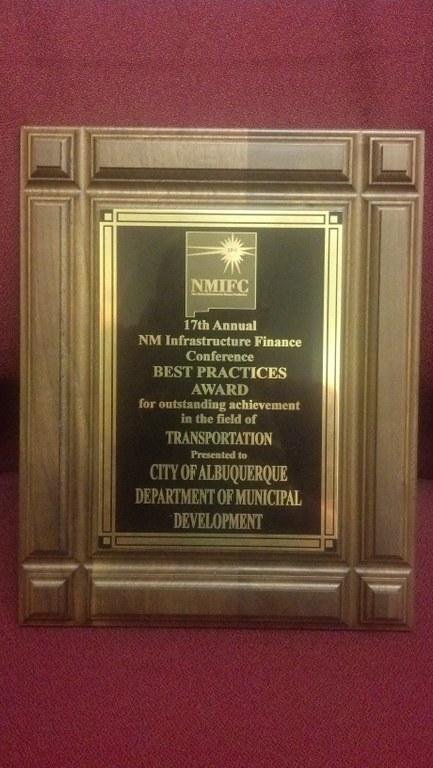 Lead Coal Award