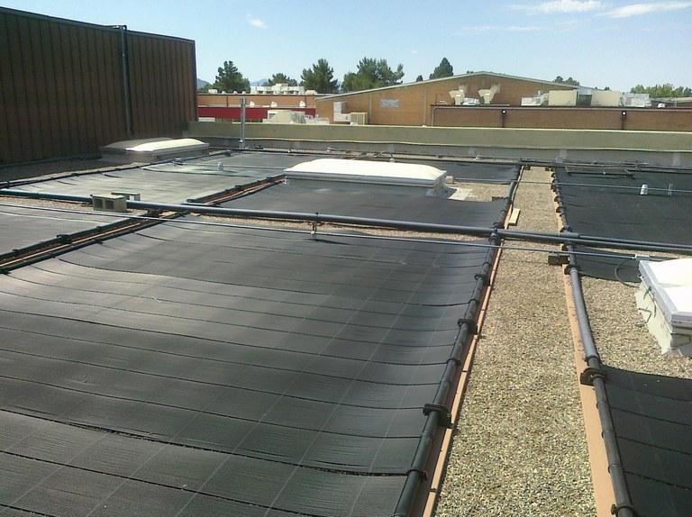 Los Altos Solar Pool