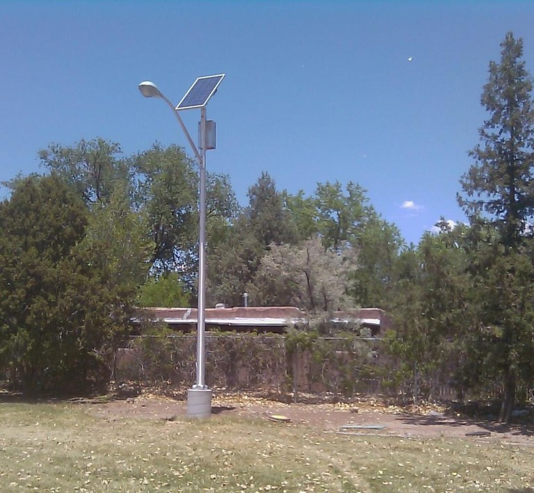 Solar Light Park