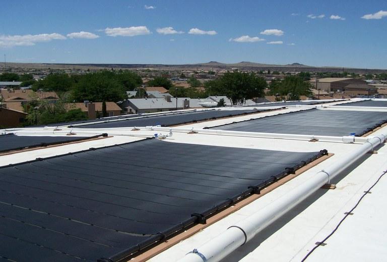 West Mesa Solar Pool 2