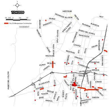 Northwest Traffic Report Map