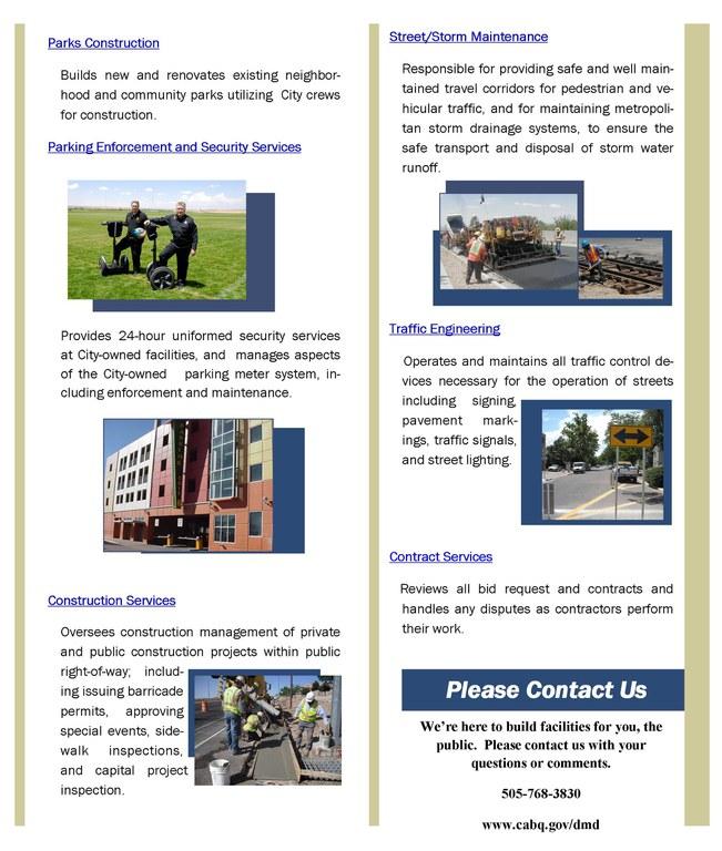 DMD Brochure 2