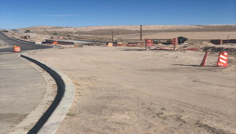 Mesa Del Sol Construction