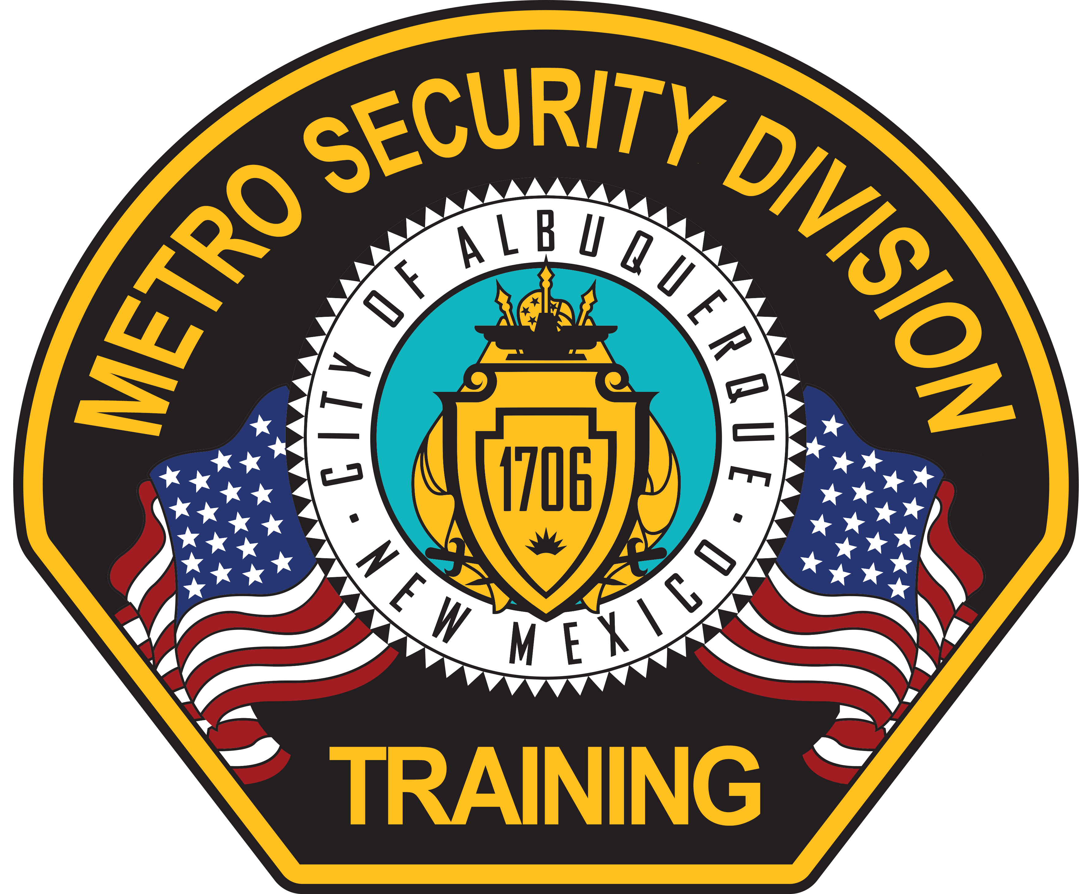 Metro Training Badge