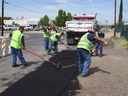 Paving crews1