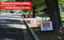 Vision Zero Slow Down Signs