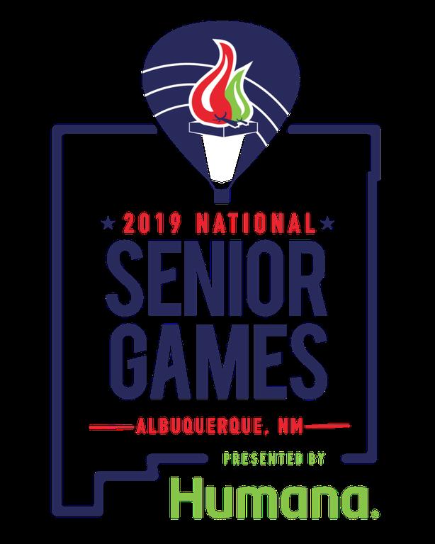 2019 National Senior Games Logo